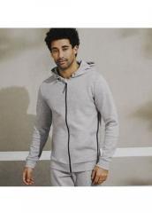 Мужская спортивная кофта XL(56/58) светло серый