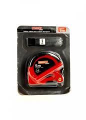 Рулетка c маркером красный-черный K10-110494