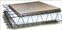 Products ferro-concrete combined teams