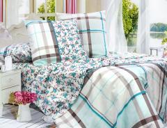 Полуторный постельный комплект Т0703