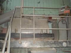 Foam concrete mixer, available