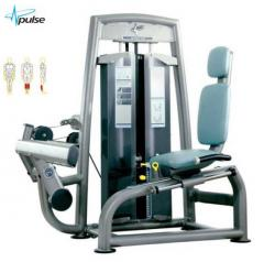 The exercise machine is cargo block, the Shin car,