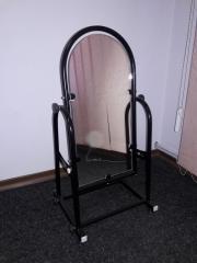 Зеркало обувное напольное черное