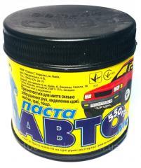 Паста Авто-мастер 550гр, паста для мытья грязных рук