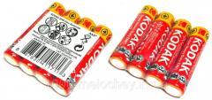 Батарейки KODAK минипальчиковые,  R03 AAA