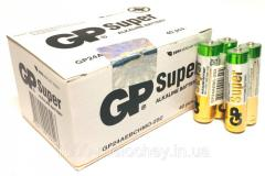 Батарейки GP-SUPER минипальчиковые, LR03 AAA