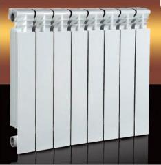 Radiators aluminum - sale, installation,