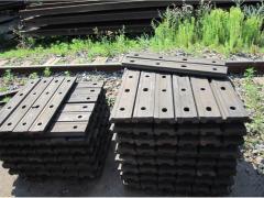 Rail pads