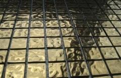 Мозаика HYDRA имитация желтого золота