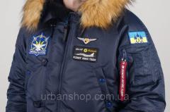 Чоловіча парка Olymp - Аляска N-3B, Куртка