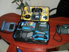 Переносной мобильный офис с функциями защиты информации от несанкционированного доступа – «Mobile Security Office».