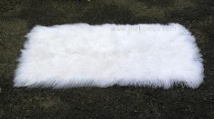 Fur of a lama Tibetan and yak