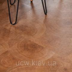 Виниловая плитка Vinilam - Ceramo (клеевая) 61601 Дуб Натуральный