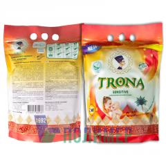 2,0 кг TRONA Sensitive (Детский) Порошок