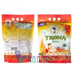 1,5 кг TRONA Sensitive (Дитячий) Порошок пральний