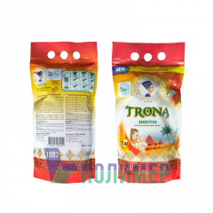 ECO phosphate-free washing powder TRONA Sensitive