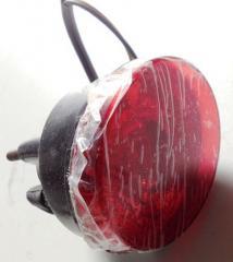 Фонарь заднего бампера противотуманный QQ