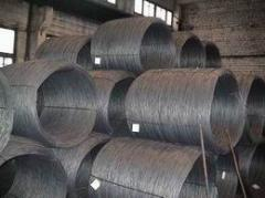 Rolled wire of 5,5 mm