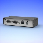 RS-232/Ethernet converter