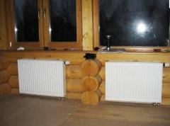 Systems of electric heating in cottages, dachas