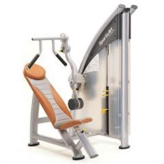 The exercise machine is cargo block, Pullover,