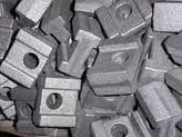 Castings from tool steel