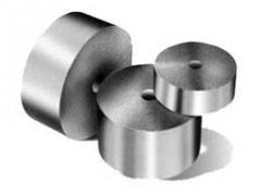 Forgings smooth round section