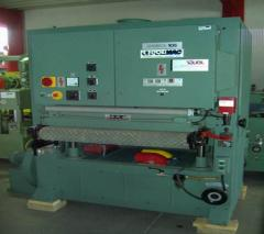 Sanders, it is wide - grinding, calibration and