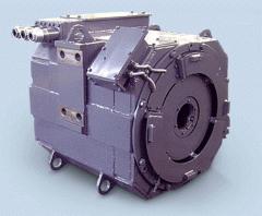 Тяговый двигатель асинхронный СТА-1200 для