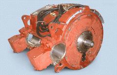 Тяговый электродвигатель СТК-520 пульсирующего
