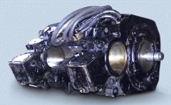Тяговый электродвигатель ЭД-118А для тепловозов М