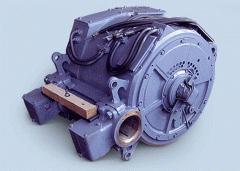 Тяговый электродвигатель СТК-730 постоянного тока