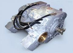 Тяговый электродвигатель СТК-405 постоянного тока