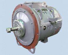 Двигатель СТК-45 для рудничных электровозов типа