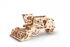 Механічна 3D модель Зернозбиральний