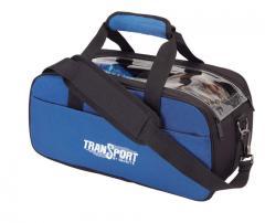 Bag for bowling on 2 spheres of Ebonite Transport