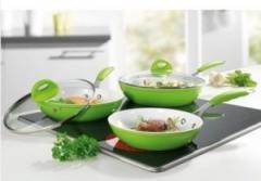 Набор керамических сковородок Biolux kerama
