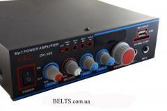 Звуковой усилитель UKC 309,  усилитель...