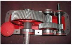 Reducer cylindrical Ts2U315/20-12
