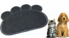 Мягкий коврик для домашних животных Paw Print