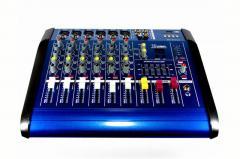 Аудио микшер Mixer BT-6200D 7ch (аудимикшер)