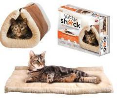 Уникальный лежак – кровать для кошки Kitty Shack 2