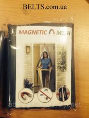 Дверная антимоскитная сетка на магнитах Magnetic