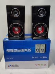 Колонки компьютерные 2.0 (акустическая система