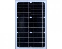 Солнечная панель Solar board 30W 18V...