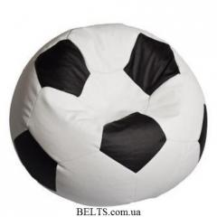 Мягкое кресло мяч футбол