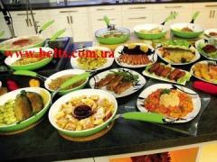 Экологическая посуда 2 сковородки Biolux kerama