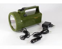 Фонарь аккумуляторный переносной (прожектор)...
