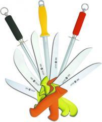 Різальний інструмент для мясопереработки