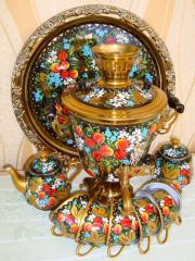 Set tea of 16 objects, No. 16